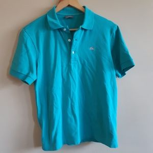Lacoste | mens classic polo in teal